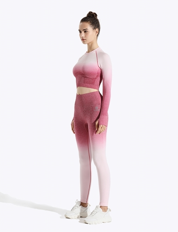 Ombre Fitness Seamless Legging